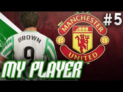 Manchester United Want To Sign Me!! - FIFA 19 My Player Career Mode EP5