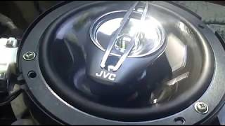 JVC CS-ZX 640 16 cm car audio speakers