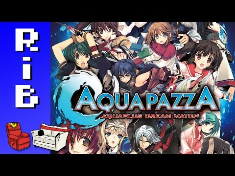 Aquapazza: Aquaplus Dream Match! Run it Back!
