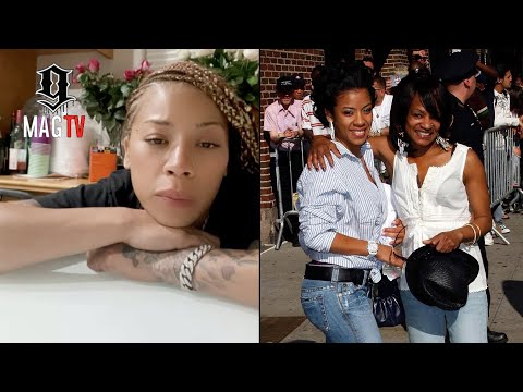 Download Keyshia Cole Speaks For The 1st Time Since The Passing Of Her Mother Frankie Lons! 🙏🏾