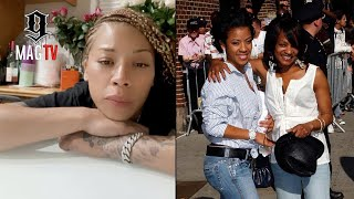 Keyshia Cole Speaks For The 1st Time Since The Passing Of Her Mother Frankie Lons! 🙏🏾