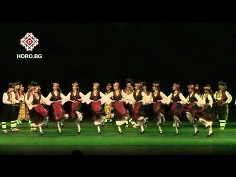 BG FOLK DANCE MASTERS - DANUBE REGION PART 2