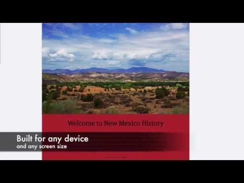 CNM MILE The History of New Mexico