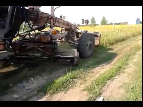 Автогрейдер мтз 82 | Грейдеры на базе МТЗ | МТЗ-80.