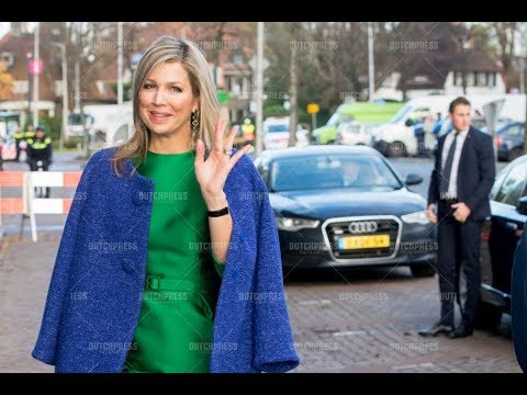Koningin Maxima bezoekt Octatube | Copyright Mischa Schoemaker Dutch Press Photo Agency