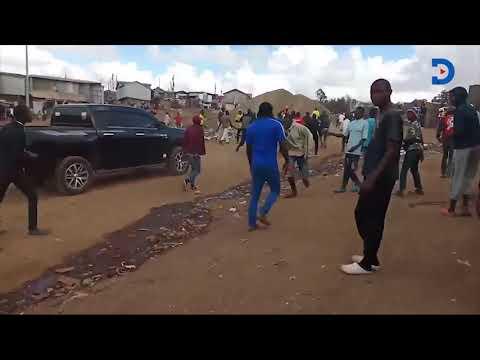 KIBRA DECIDES: Bonny Khalwale 'harrassed' in Laini Saba Ward,Kibra