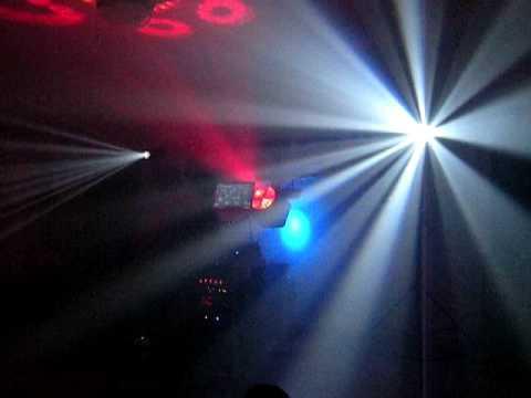 DJ DANKO MOBILE DISCO TEST LIGHTING