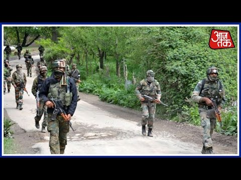 Aaj Subah: Massive Anti-Terror Operation Launched In Jammu Kashmir's Shopian