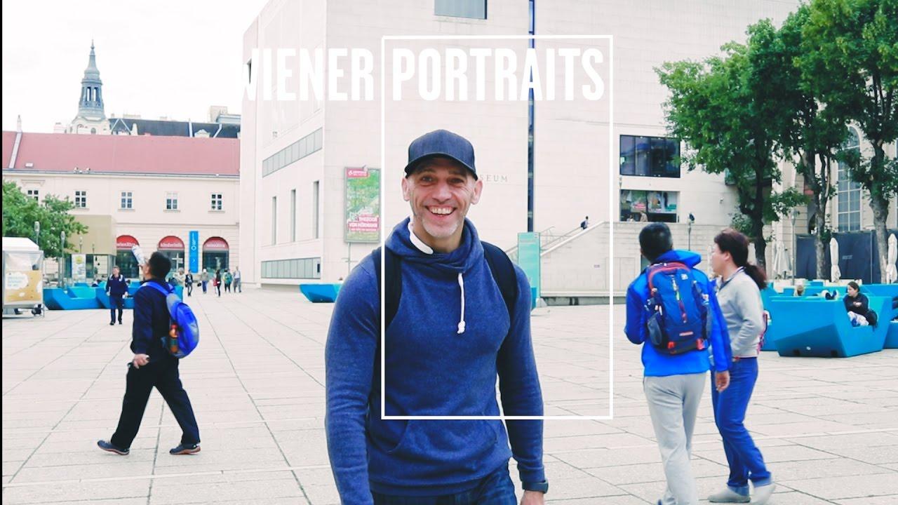 Wiener Portraits - Christian Burgholzer