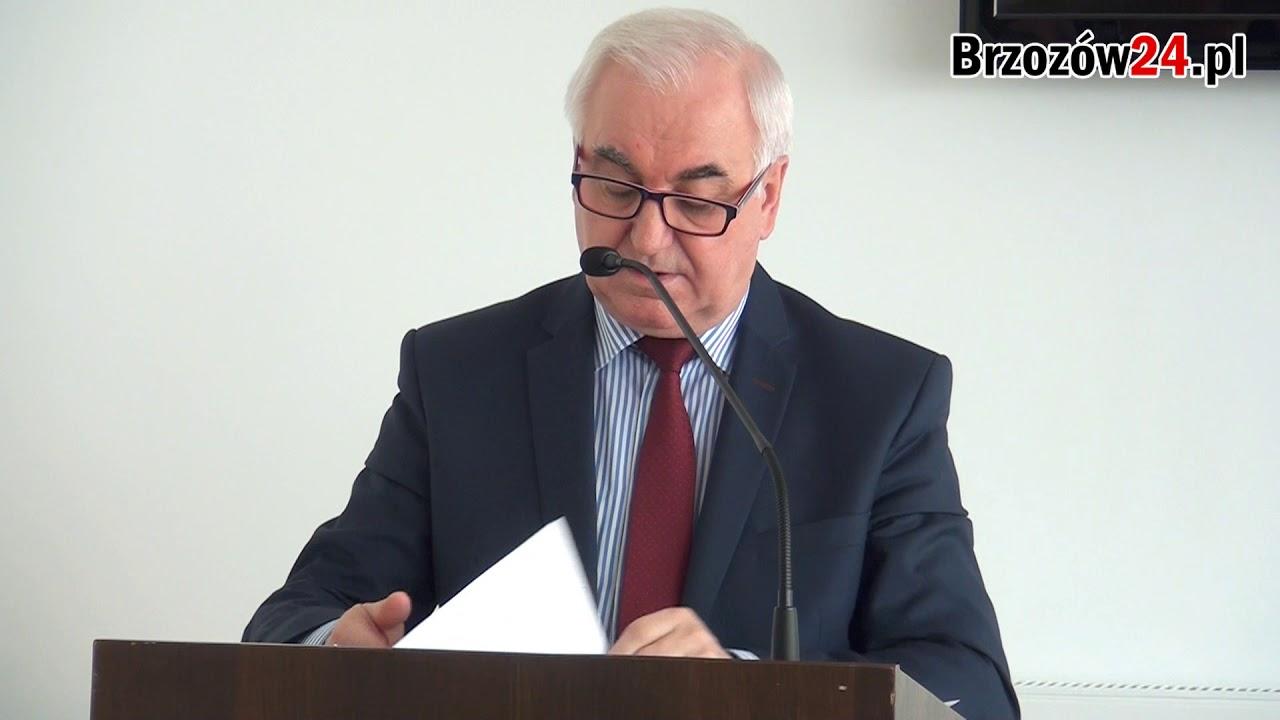 50. sesja Rady Miejskiej w Brzozowie przeszła do historii. Sprawozdanie burmistrza Brzozowa