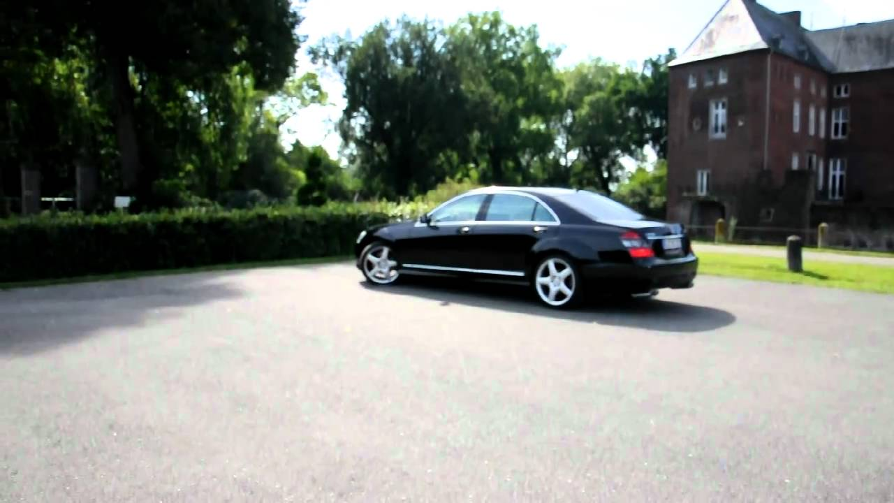 Mercedes benz s 420 cdi lang amg style designo kamer for Mercedes benz s 420
