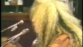 Dee Snider at PMRC Senate Hearing Part I