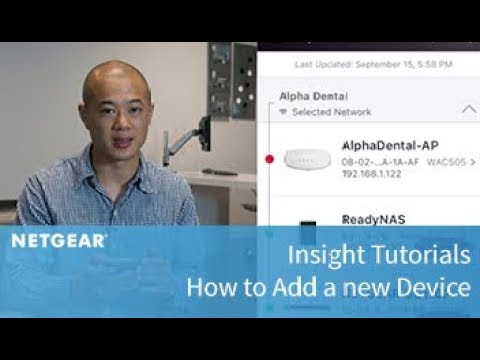 How to Add a Device | Insight