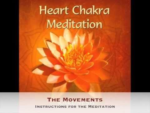 Heart Chakra Meditation Karunesh Original Instructions