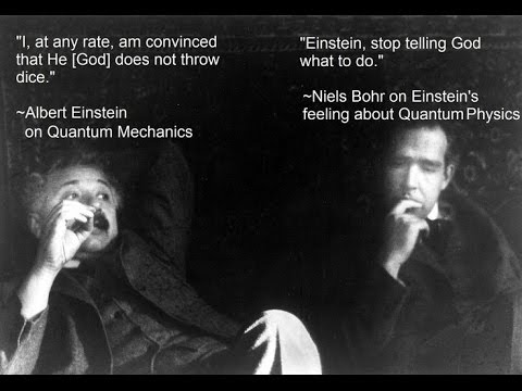 Battle Over Quantum Mechanics Albert Einstein Vs Neils Bohr