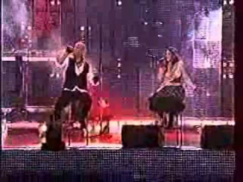 Ace of Base - Lucky Love (Live Concert in Mir Białoruś 2008)
