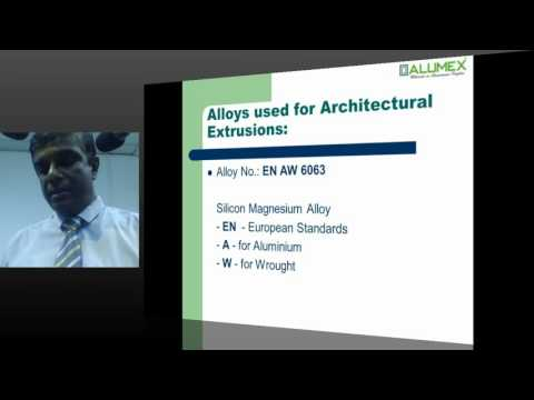 PUBLIC LECTURE : Modern Aluminum Applications in Construction Industry