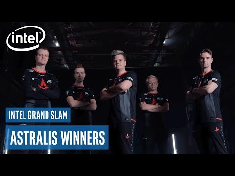 Astralis - Winners of $1,000,000 Intel Grand Slam | Intel