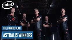 Astralis - Winners of $1,000,000 Intel Grand Slam | Intel Gaming