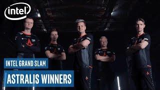 Astralis - Winners of $1,000,000 Intel Grand Slam | Intel