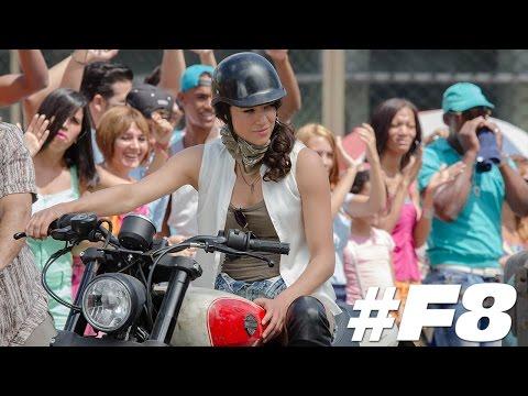 The Fate of the Furious: Nuevo Avance presentado por J Balvin y Camila Cabello (14 de abril)