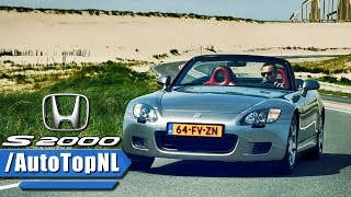 Honda S2000 Review by AutoTopNL