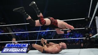 Jack Swagger vs. Cesaro: SmackDown, August 1, 2014