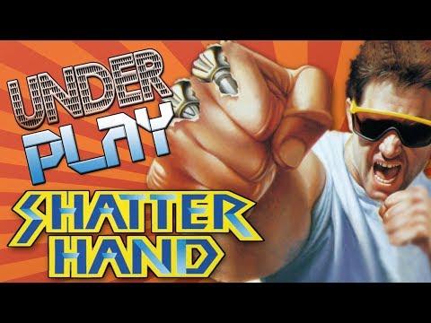 Shatterhand/Tokkyuu Shirei Solbrain [Nintendo 8-Bits] - Underplay