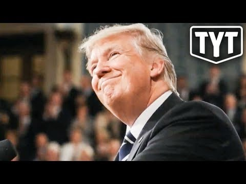 Trump Accidentally Promotes The Young Turks