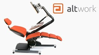 Altwork Moving Desk / Ergostyle Ergonomic Solutions Specialists