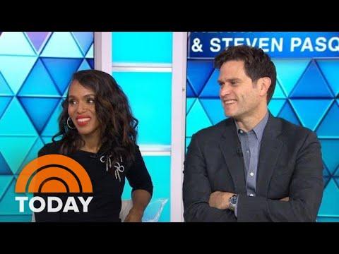 Kerry Washington, Steven Pasquale Talk Broadway Play 'American Son' | TODAY