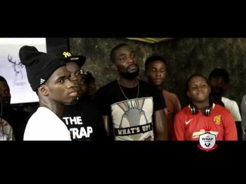 Toby vs Tega Gat Murder Intent Event (Official Battle) Nigerian rap battle league