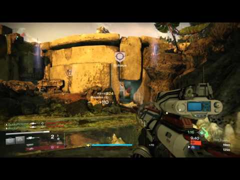 Destiny - Shores of Time Hereafter Sniping [Iron Banner]