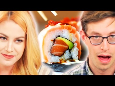 Thumbnail: People Learn Disturbing Sushi Facts While Eating Sushi
