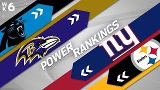 Week 6 Power Rankings | NFL