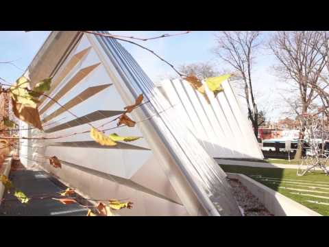 The Low Down: The Eli and Edythe Broad Art Museum
