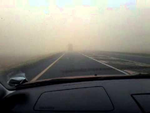 Sandstorm hits joburg