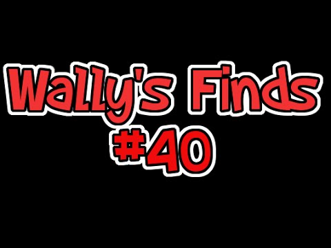 Wally's Finds #40 Garage, Yard & Church Sale Finds Toys Games Snapbacks & Bobblehead Dolls