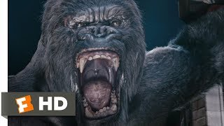 Rampage with king kong New Hollywood Movie 2018 coming soon trailer