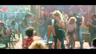 BAD RABBITS- Can't Back Down (Road House Style)