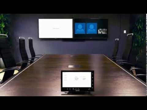 Crestron Room Lync System Youtube