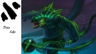 Dota 2 Deepweed Drowner Set - Tidehunter