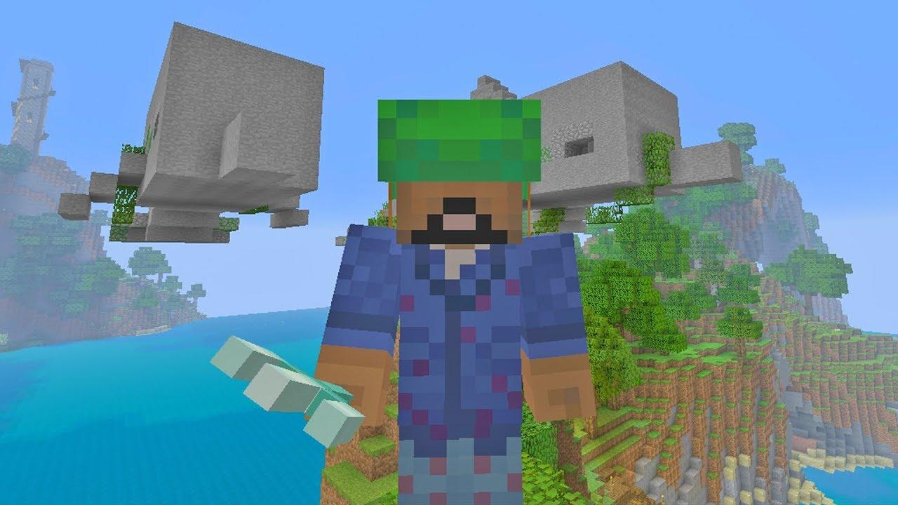 Minecraft Xbox 10 - TU10 Last Update!