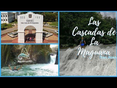 Cascadas de La Maguana, San Juan De La Maguana - AquamanRD
