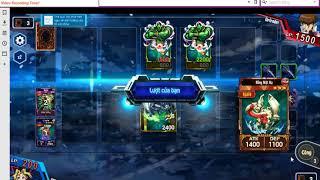 [YUGI H5] Huấn luyện trung - Tộc rồng 3-1 - 3-6