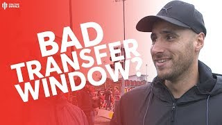 NOT A BAD TRANSFER WINDOW AFTER ALL? Man Utd 4-0 Chelsea Fan Cam Compilation