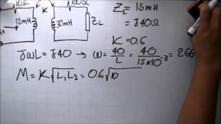 redes acopladas magneticamente - inductancia mutua - #2