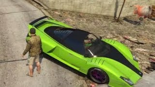 GTA 5 PLAY WITH MICHAEL AND FRANKLIN IN SAME TIME AMAZING