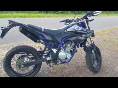 Yamaha WR125x Review - 2015