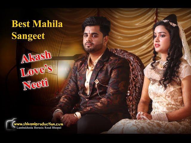 Jashn-E-Bahaaraa (Instrumental Music) Best mahila sangeet dance akash love's Neeti